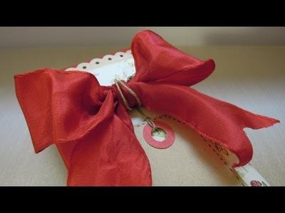Cómo envolver regalos: Chocolate