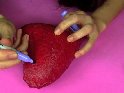 DIY - Bolso de Corazon