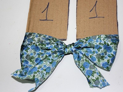 Tutorial: Lazos perfectos. Perfect Bows