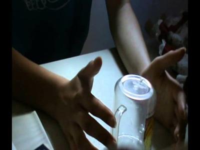 Cómo mover un vaso con Telekinesis para principiantes