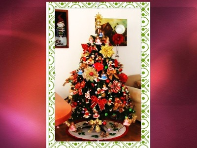 Manualidades de Navidad Crafts and Christmas greetings to subscribers