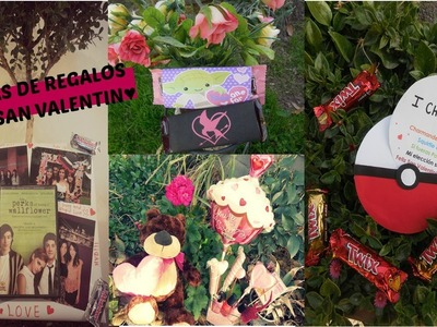 4 IDEAS de regalos para San Valentin!!! :3♥ (Frikis)