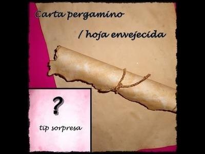 Carta pergamino.envejecida (parchment)-CariCositas-