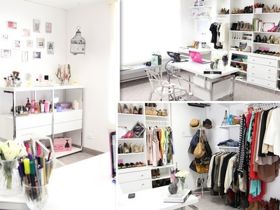 Closet.Office Tour ♥
