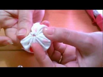 Como hacer yo-yos con los aparatitos Clover