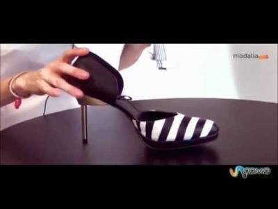 Cómo pintar los zapatos