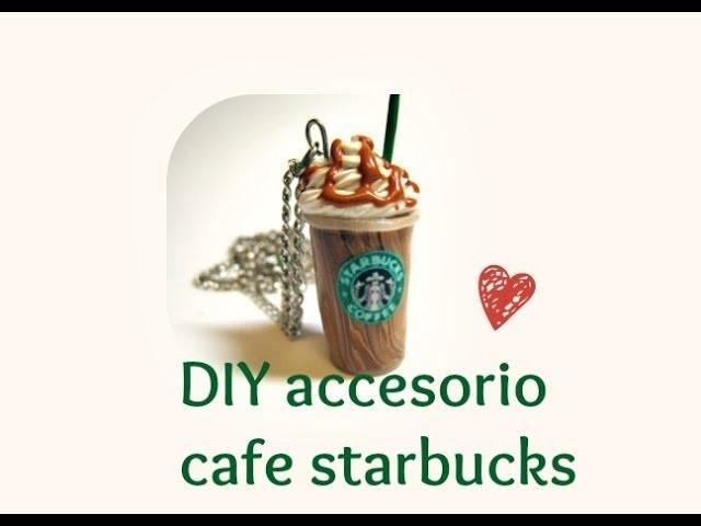 DIY accesorio starbucks