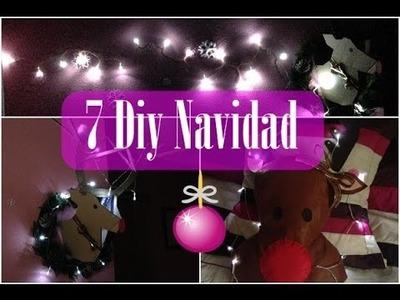 DIY | Decora tu habitación para Navidad con Diciassette92