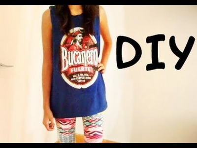 DIY-transforma tus playeras 3