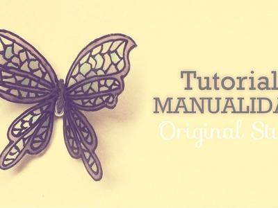 Mariposa [Imitación Vitral] - Original Stuff