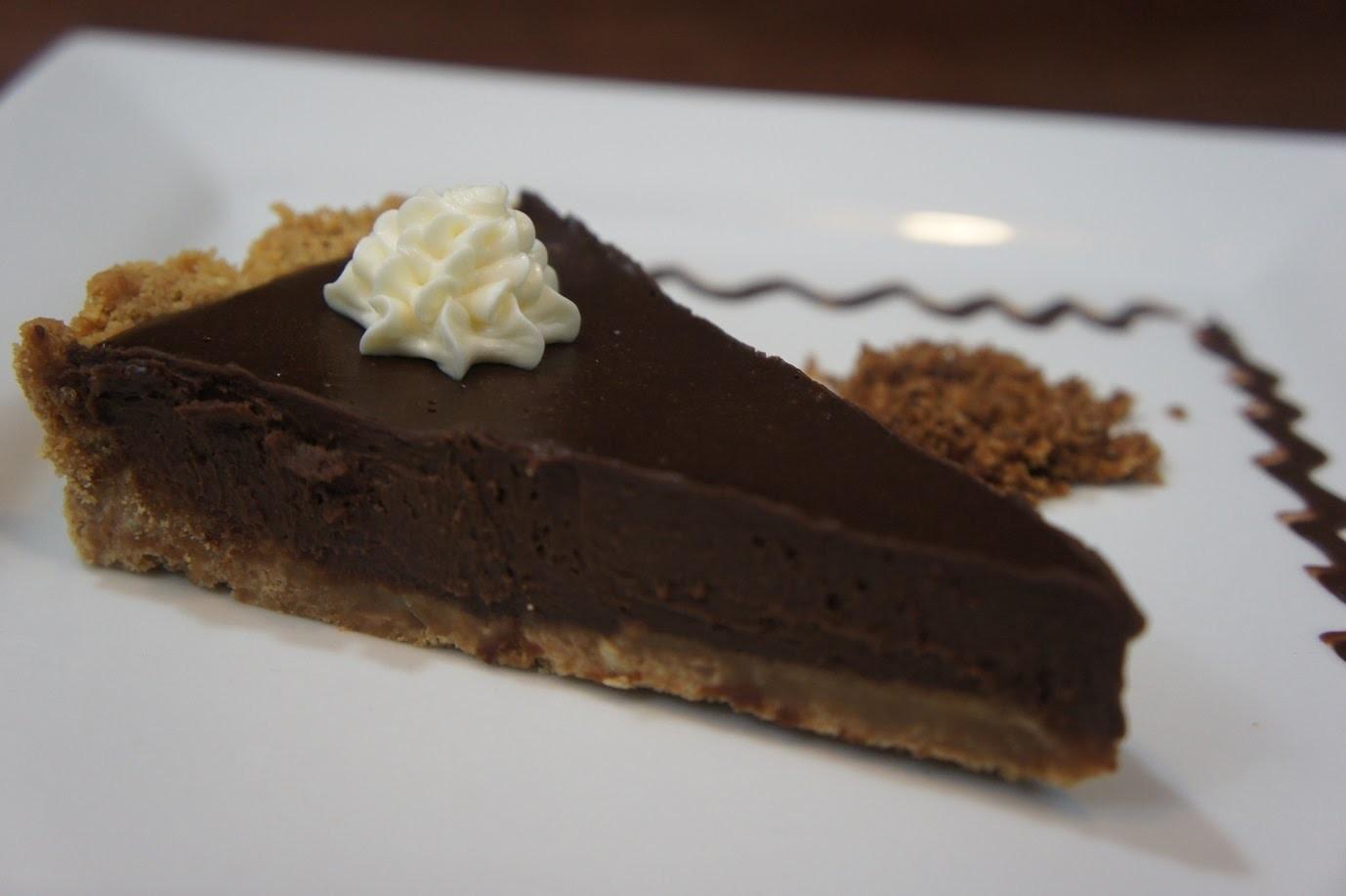 TARTA DE CHOCOLATE - BAKING DAY