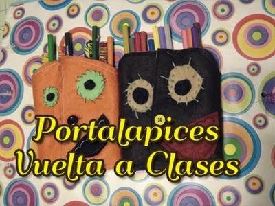 """Vuelta a clases: """"Portalapices Back to School"""" Colaboracion con BrotesdeCreatividad y MiizMagdiizz1"""