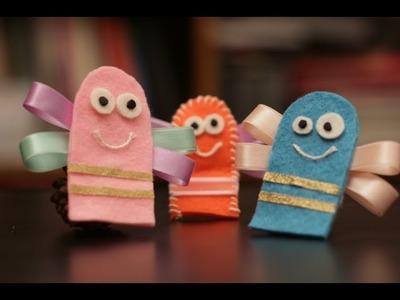 Cómo hacer marionetas para niños