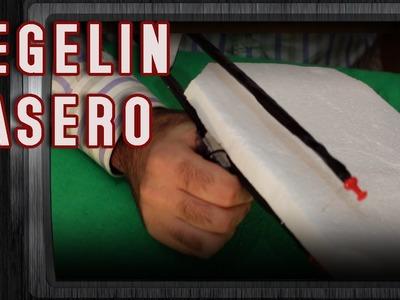 Como hacer un cortador de telgopor o poliespan casero (Segelin)