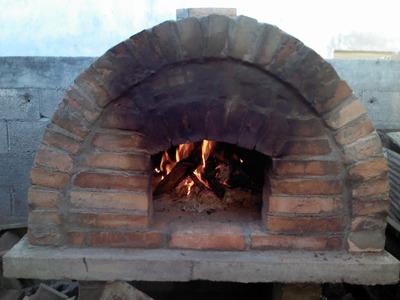 Como hacer un Panadero y.o Horno de Leña