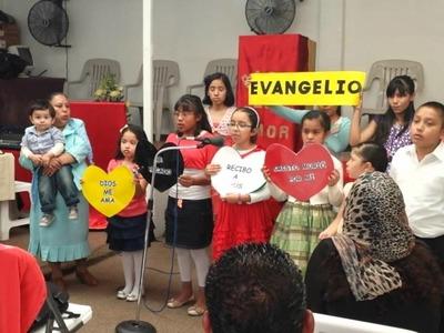 Cómo predicar y evangelizar a niños