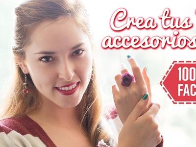 Crea tus accesorios! ♥ | Kika Nieto