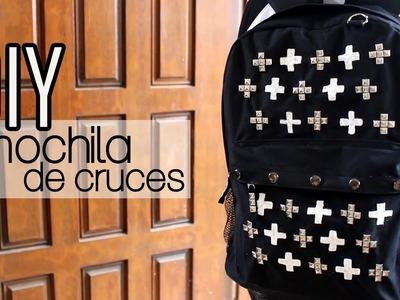 DIY: Personaliza Tu Mochila  | REGRESO A CLASES