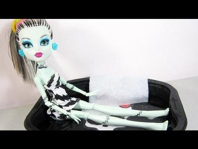 Manualidades para muñecas: Cómo hacer un hot tub o bañera para tu muñeca