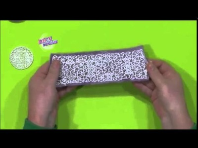 Martin Muñoz te enseña a hacer una puntilla con pintable para aplicar a tus frascos
