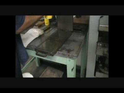 Proceso de vulcanización del caucho
