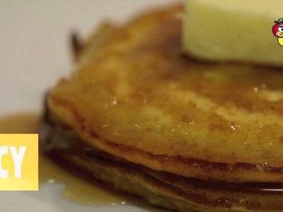 Receta 68# Tortitas americanas o Pancakes