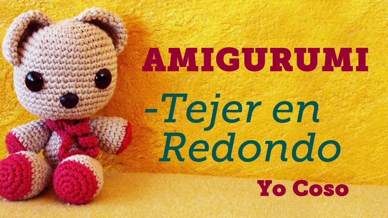 Amigurumi: Tejer en Redondo - Bichus