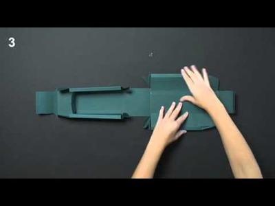 Caja regalo - Vídeo de montaje ref. 1611 SelfPackaging