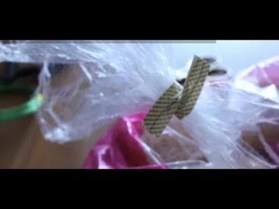 Cómo hacer ataduras de alambre y washi tape | facilisimo.com