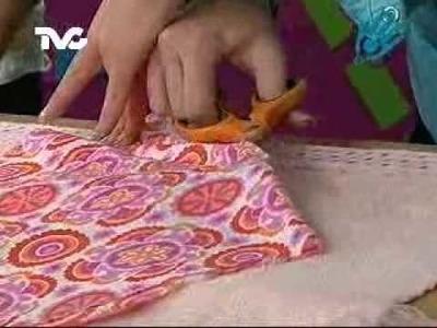 Cómo hacer una Toalla para Bebé (EC)
