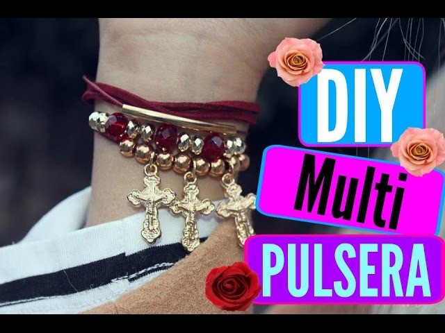 DIY multi pulsera