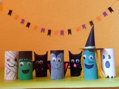 Manualidades Infantiles: Cómo crear una marioneta DIY para Halloween