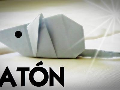 Ratoncito de Papel - Origami !!!