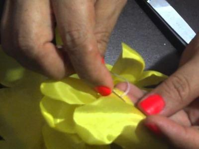 Tutorial Flor Margarita