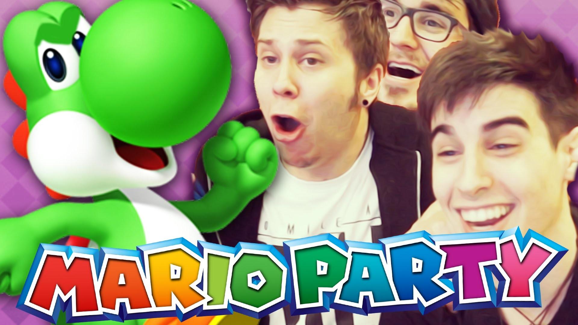 UN NUEVO ENEMIGO | Mario Party 10