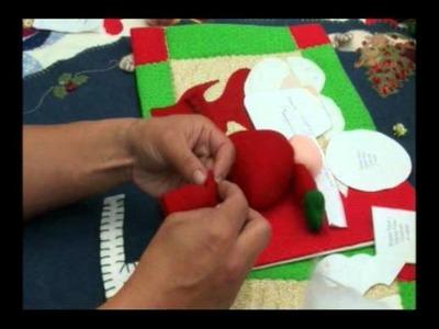 Aprender en Casa Papa Noel para el Arbol de Navidad. TV RED