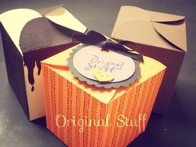 Caja [Regalo]  • Halloween - Original Stuff