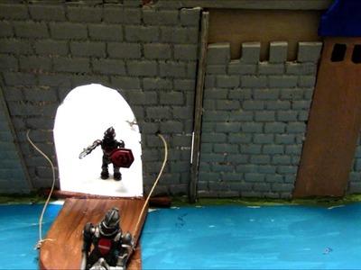 Como hacer un castillo medieval