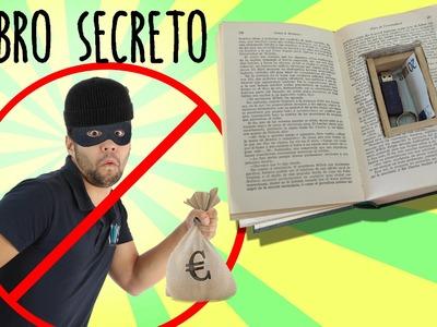 Cómo hacer un escondite secreto con un libro