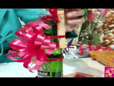 Como hacer un regalo para hombres.original-facil- Manualidades