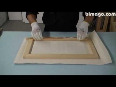 Cuadros modernos de bimago.es: impresión sobre lienzo