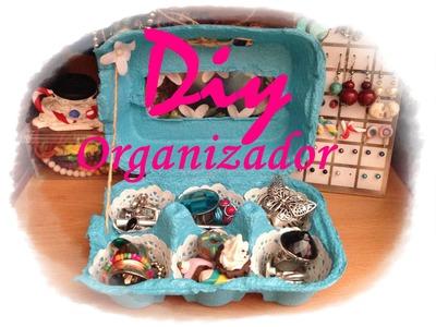 DIY | Cajita Organizadora para complementos