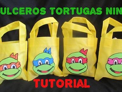 Dulceros de las Tortugas Ninja Fácil y Económico! - Madelin's Cakes