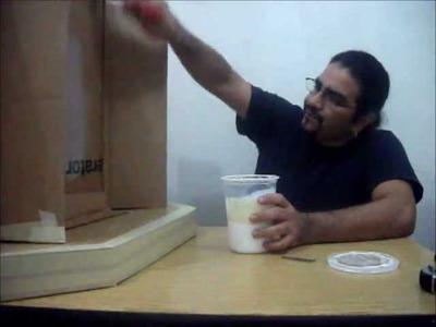 Mesa infantil de cartón - Ecolocadas recicrea2 # 8