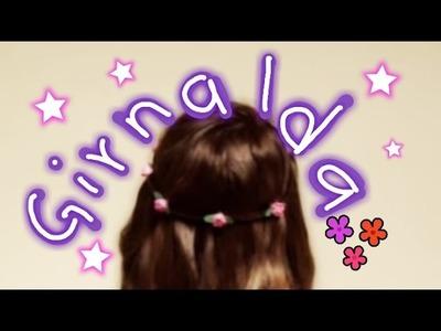 PLAYA   Gilrnalda accesorio para el cabello   ツ ŜŬРΣŘ  РДРïТД