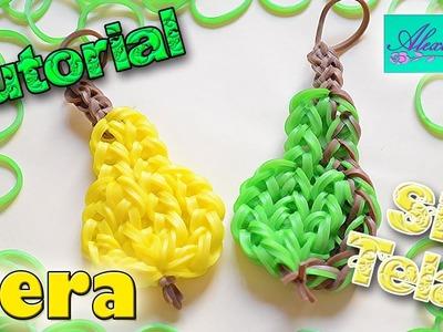 ♥ Tutorial: Pera de gomitas (sin telar) ♥