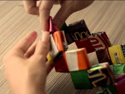 Aprende a hacer un bolso multicolor con Bold 3