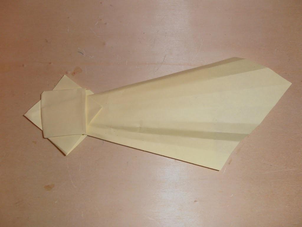 Cómo hacer estrella fugaz con papel