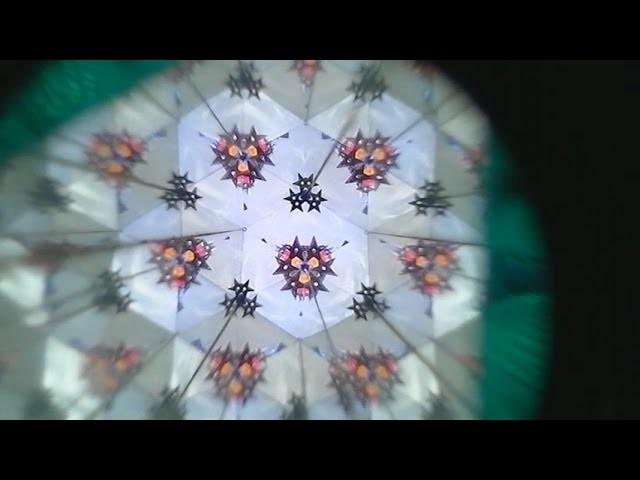 Como Hacer un Caleidoscopio ( Kaleidoscopio) Casero--How to Make a Kaleidoscope (Kaleidoscope) Home