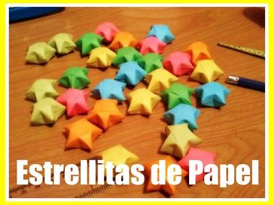 ★★ Estrellitas de Papel ★★